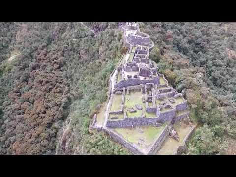 Sayacmarka - Inca Trail to Machu Picchu 2018