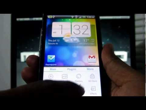 Root & Flash CWM para HTC Desire HD/4G (Español Mx)