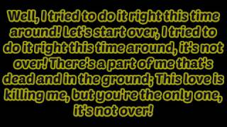start over lyrics