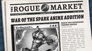 Market Monday: How will War of the Spark Japanese Anime Addition be received?