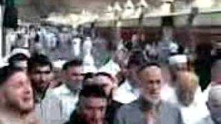 zikr in Mekka part 2