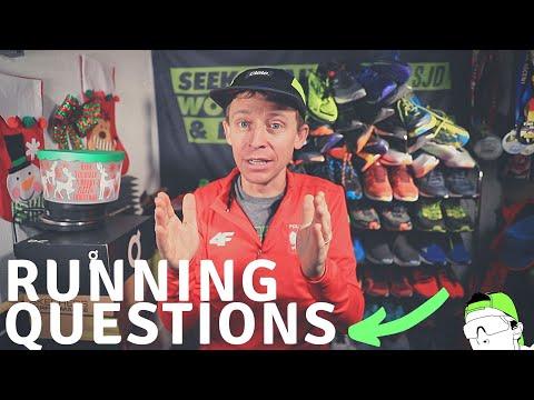 Running Questions: Beginner Runners, Mileage/week, & Racing Shoes