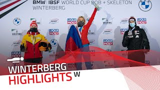 Nikitina defends the European Championship title | IBSF Official