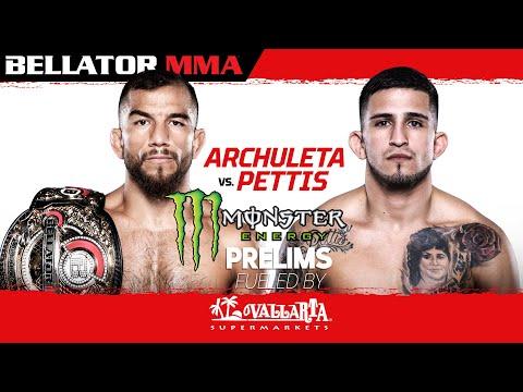 Bellator 258: Archuleta vs. Pettis | Monster Energy Prelims fueled by Vallarta Supermarkets  | INT