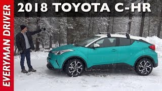 Snowy Review: 2018 Toyota C-HR on Everyman Driver