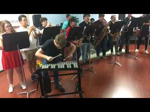 News Herald Jam Sessions: Bay High School Jazz Band (May 11)