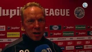 FC DEN BOSCH TV Introductie nieuwe speler Dennis Kaars en interview Wil Boessen