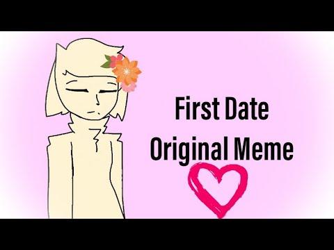 First Date Original Meme Stress Reliever Youtube