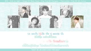 [Karaoke Thaisub] BTS (방탄소년단) - 잡아줘 (Hold Me Tight)