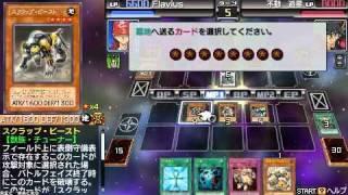 yu gi oh 5d s tag force 6 meklord scraps vs yusei