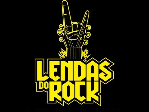 Transmissão ao vivo de Lendas do Rock ao Vivo