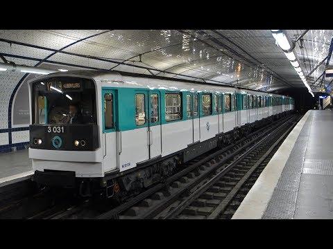Paris Metro - Concorde