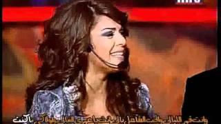 NADINE SAAB MTV part 4 / نادين صعب انت حبيب عيوني هيك منغني