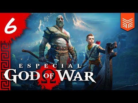 GOD OF WAR: A REINVENÇÃO DE KRATOS | Especial God of War #6