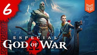 GOD OF WAR: A REINVENÇÃO DE KRATOS | Especial God of War #6