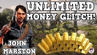 RDR2 UNLIMITED MONEY GLITCH THAT WORKS WITH JOHN MARSTON RED DEAD REDEMPTION 2