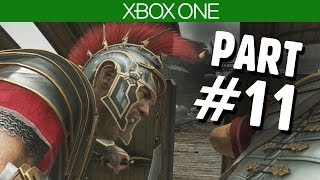 Ryse Son of Rome Walkthrough Part 11 - Chapter 6: Pax Romana (Xbox One 1080p)