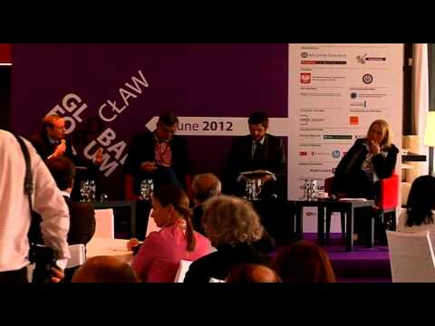 Wroclaw Global Forum 2012 - Break Out Session I (1/3)