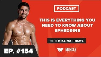 This Is Everything You Need to Know About Ephedrine