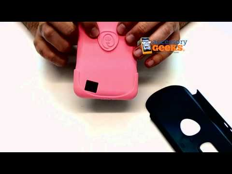 Original Trident Aegis For T Mobile Samsung Galaxy S2 Hard Case Over Silicone WScreen Protector   Pink