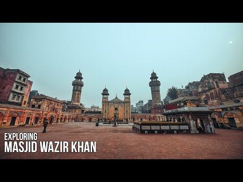 Exploring Masjid Wazir Khan - Pakistan Vlog E3 (2016)