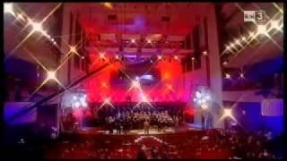 """Sunshine Gospel Choir su Rai 3 per """"Il Gran Concerto"""" - Natale 2010"""