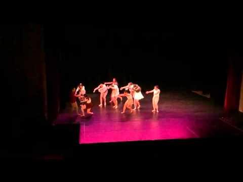 Vitality Dance SF: Photograph by Ed Sheeran   2015 Culturescape