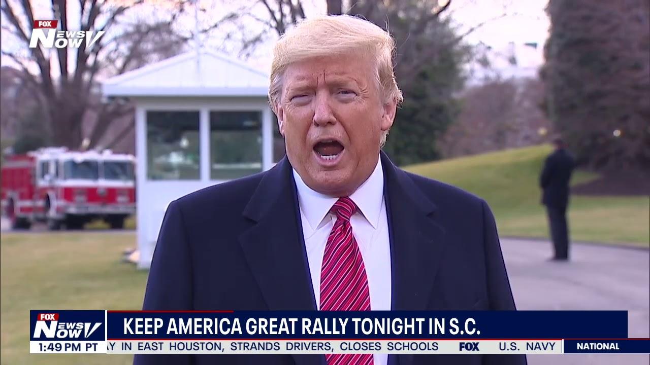 """SO DISHONEST"" President Trump SLAMS CNN During Media Briefing"