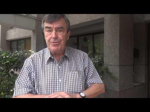 Urban Jonsson,  Former RD. UNICEF Dar Es Salaam, Tanzania Talks On WBCi Initiative 2013