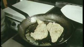 Veal Escalope In Mustard Sauce - Floyd On France - Bbc