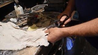 видео 5 способов заточки ножниц в домашних условиях