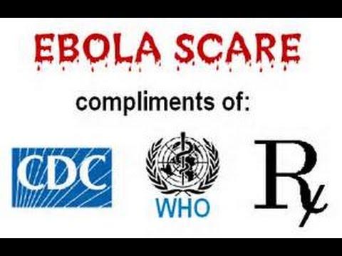 End Times News Update Ebola CDC Update Flesh Eating Bacteria Creepy Crawlies among us