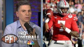 Ideal landing spots for top four quarterbacks | Pro Football Talk | NBC Sports
