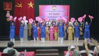 Bông hoa đại đoàn kết - người cao tuổi Thanh Xuân Bắc