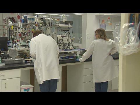 Meriden lab working on ebola vaccine
