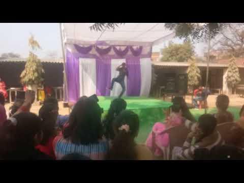 Abhishek Pandey  School Dance Video Ey Mera Danc Video Hay.