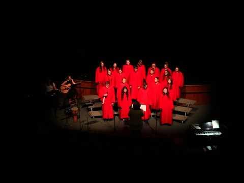 THS - High School Choir - Halleluja