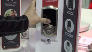 NextGen Home Experience with the Latest in Locks for the Home
