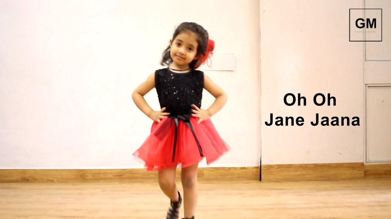 Download Cute and funny dance by Kids | Song - Oh ho Jane Jaana | Salman Khan | G M Dance