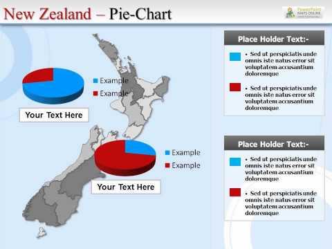 New Zealand Presentation Map