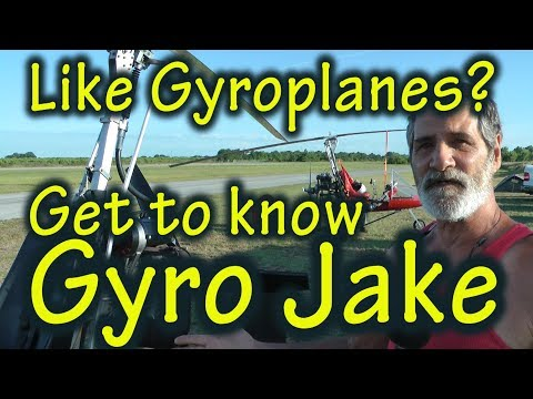 gyroplane Krucker gyro/trike 2018-10 - YouTube