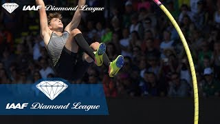 Armand Duplantis wants to be the GOAT and explains why he represents Sweden - IAAF Diamond League