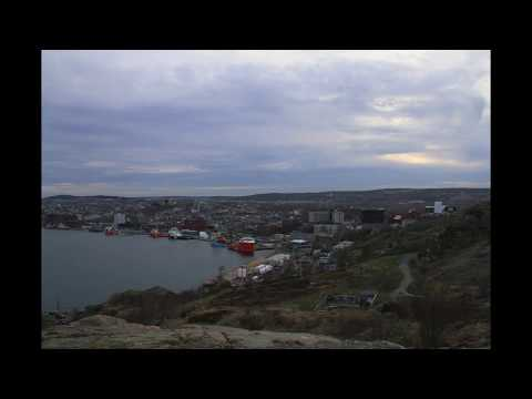 Signalhill to St john's Harbour, Times lap (2017)
