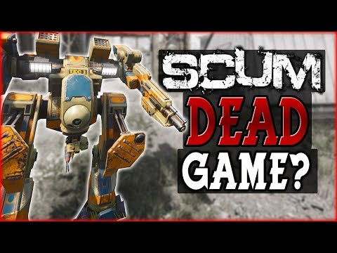 1 Year in Early Access. Is SCUM DEAD?