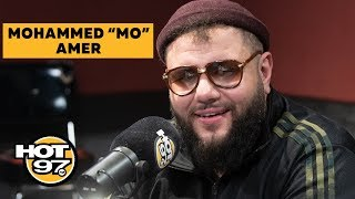Comedian Mo Amer Opens Up On Linking w/ Will Smith, Houston Astros & Election 2020