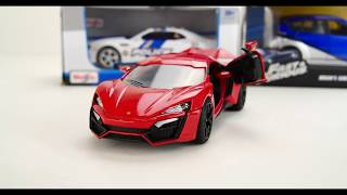 Gambar cover Unboxing models new toy cars. Police car and other cars.