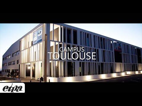 ETPA - Présentation du Campus de Toulouse