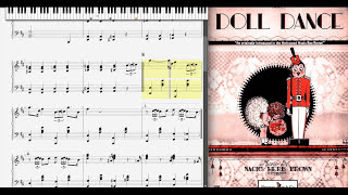 Doll Dance by Nacio Herb Brown (1926, Novelty piano)