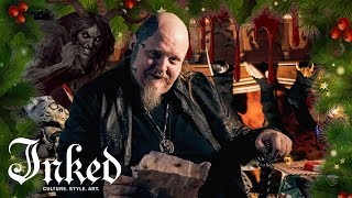 Twas the Night Before Krampus with Paul Booth | INKED