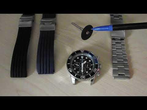 Fullmosa Quick Release Watch Band Leather Replacement Men Women 18mm 20mm 22mm 24mm REVIEWиз YouTube · Длительность: 4 мин30 с